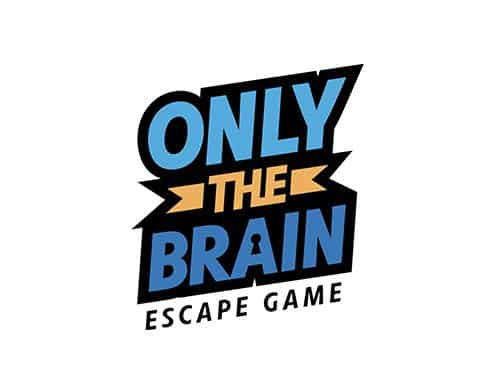 logo site only the brain